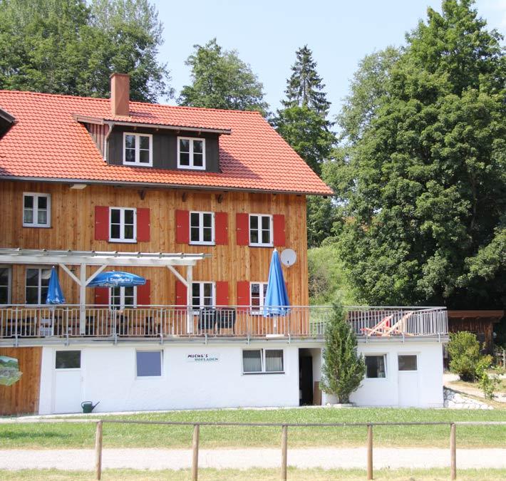 Haus Waldhäusle: Gästehäuser Im Allgäu- Für Selbstversorger Mit Anspruch